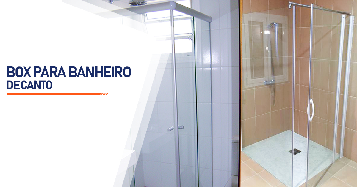 Box de Canto para Banheiro  São Paulo