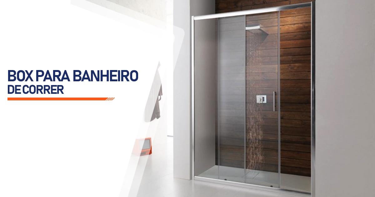Box de Correr para Banheiro  São Paulo