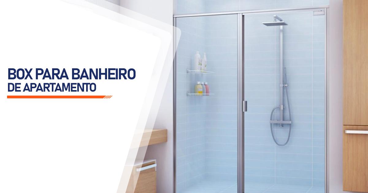 Box para Banheiro de Apartamento São Paulo