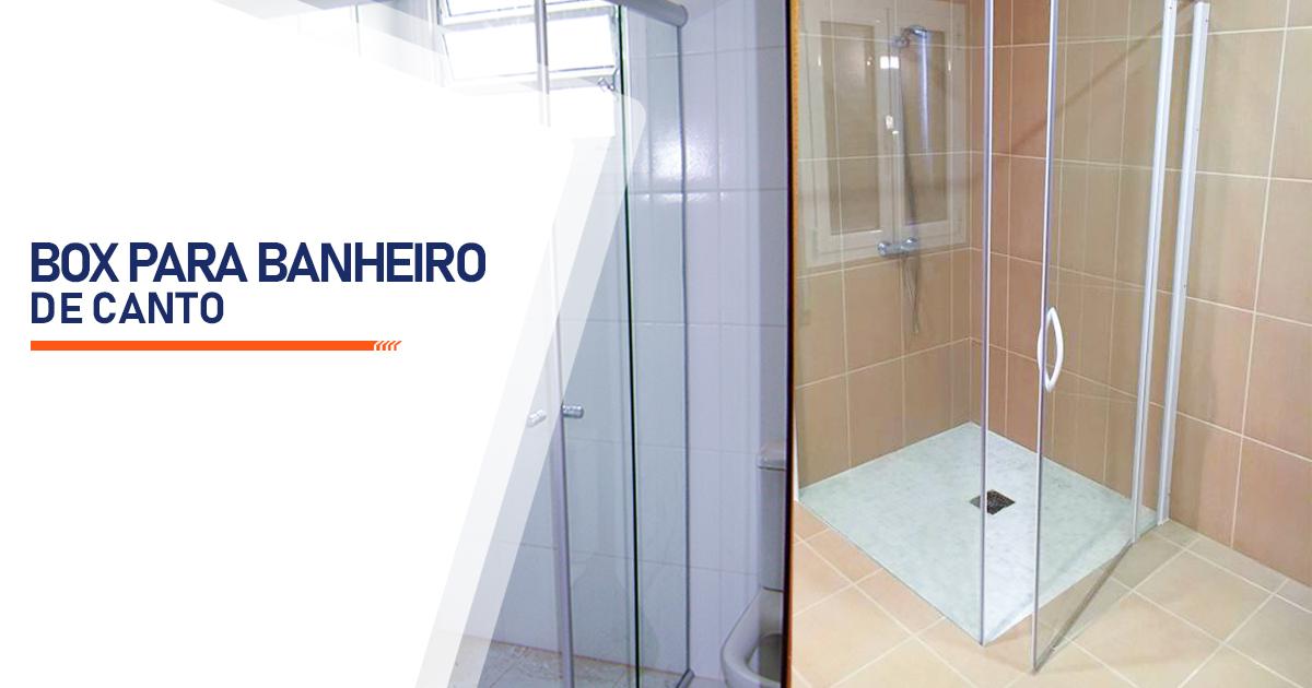 Box para Banheiro de Canto São Paulo