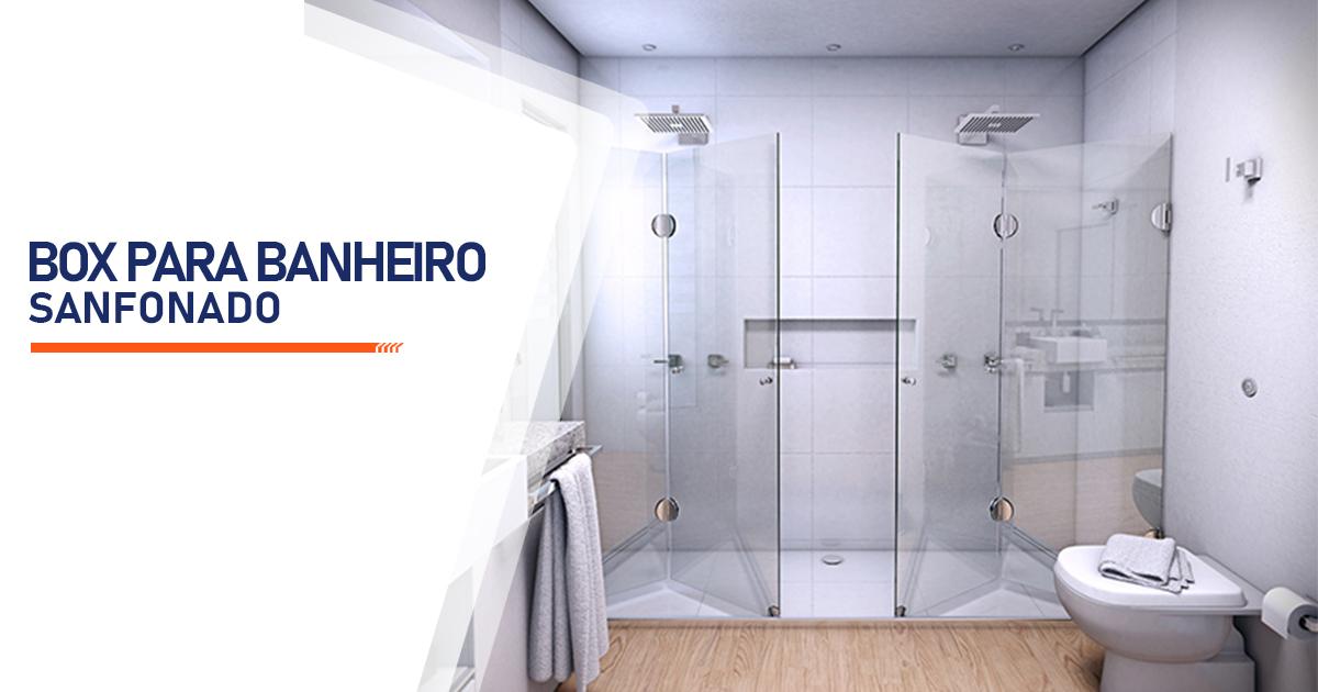 Box para Banheiro Sanfonado SP