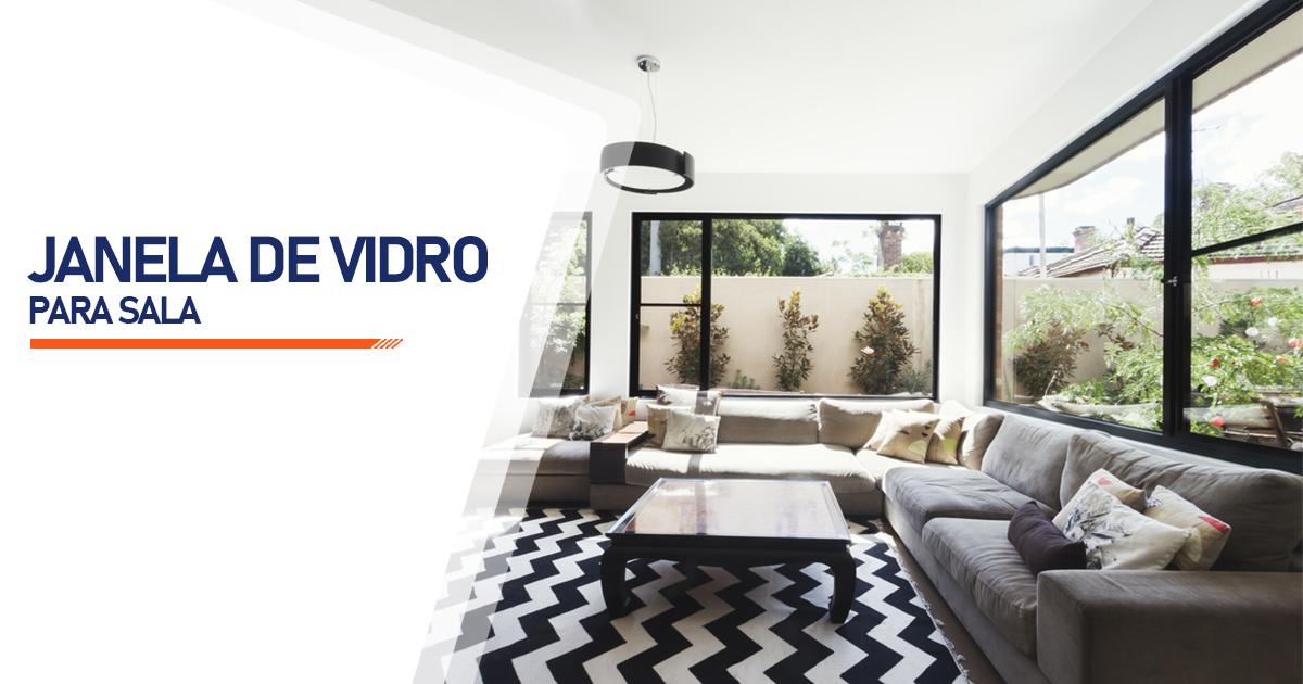Janela De Vidro Para Sala São Paulo