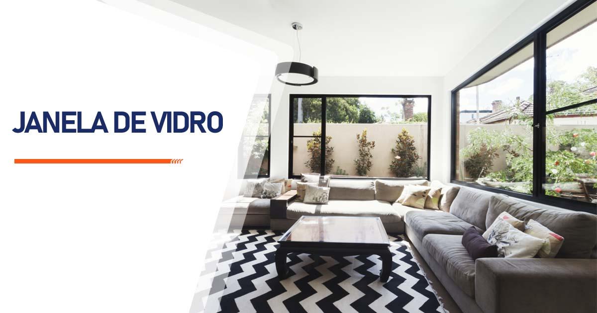 Janela de Vidro São Paulo
