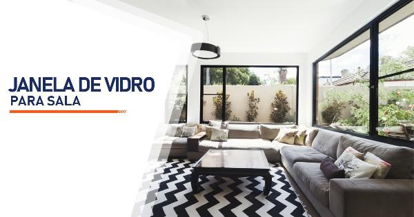 Janela Para Sala De Vidro São Paulo
