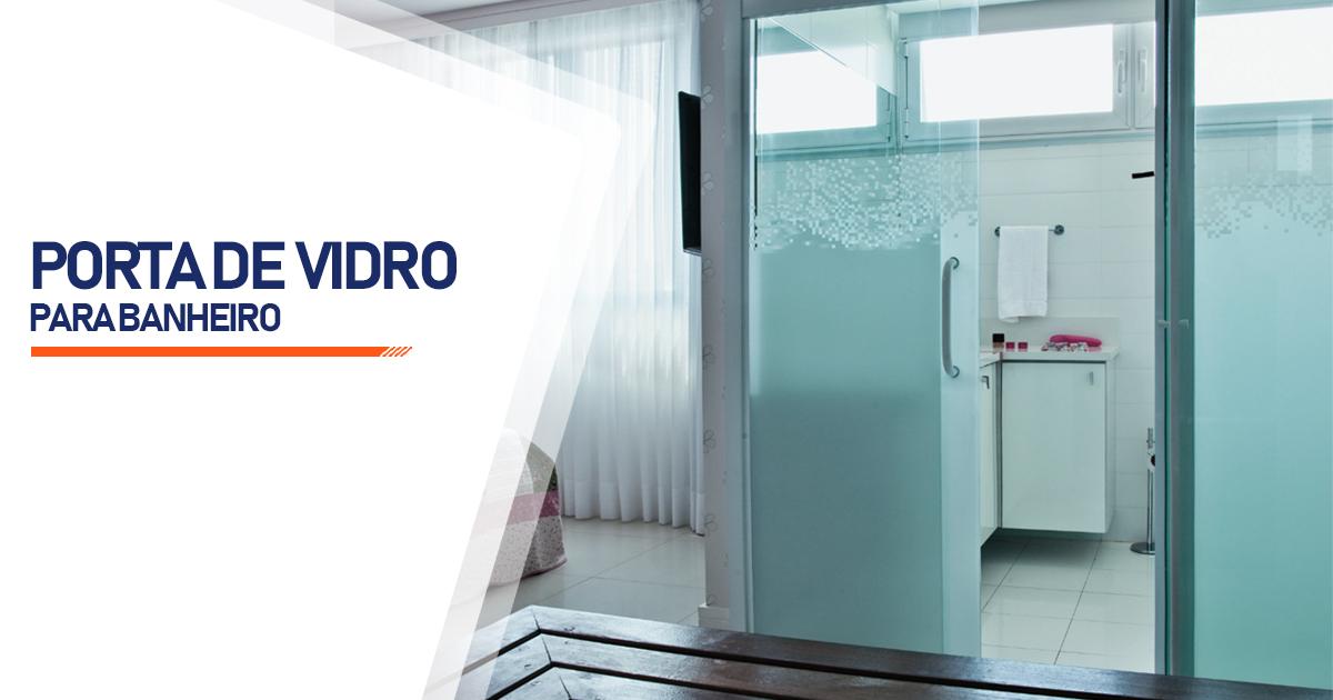 Porta De Vidro Para Banheiro São Paulo