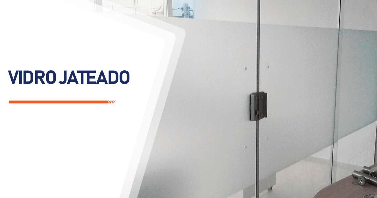 Vidro Jateado São Paulo